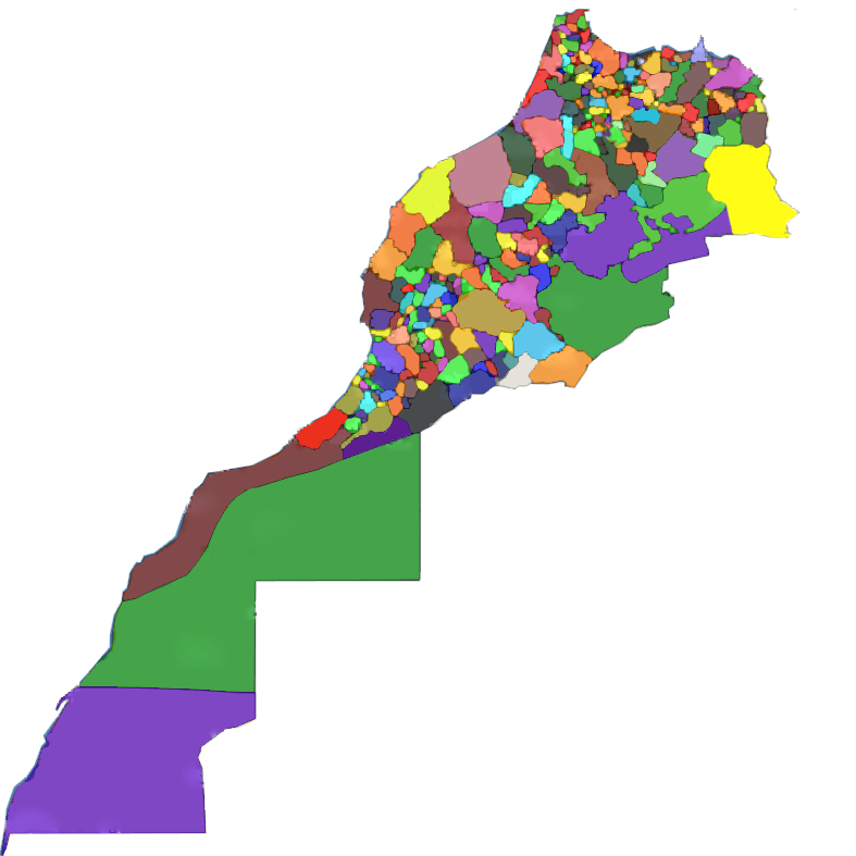 Moroccan Tribes